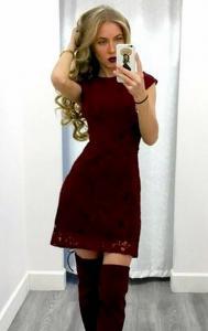 Фото Женщинам, Женская одежда, Платья, туники Платье 433147