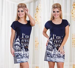 Фото Женщинам, Женская одежда, Платья, туники Платье 433992