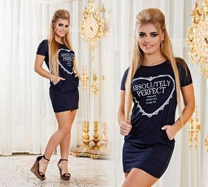 Фото Женщинам, Женская одежда, Платья, туники Платье 434062