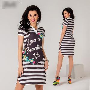 Фото Женщинам, Женская одежда, Платья, туники Платье 434075