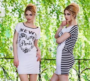 Фото Женщинам, Женская одежда, Платья, туники Платье 434187