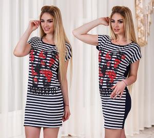 Фото Женщинам, Женская одежда, Платья, туники Платье 434349