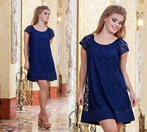 Фото Женщинам, Женская одежда, Платья, туники Платье 434499