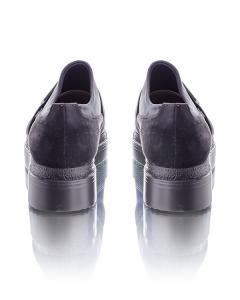 Фото Женщинам, Женская обувь, Женские туфли Замшевые туфли-криперы