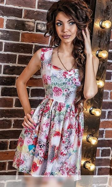 Платье 434575