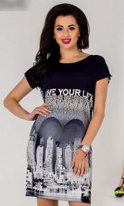 Фото Женщинам, Женская одежда, Платья, туники Платье 434639