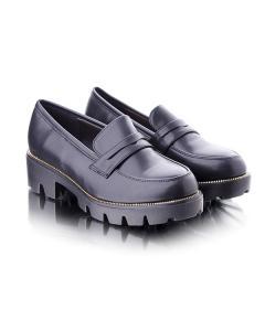 Фото Женщинам, Женская обувь, Женские туфли Туфли на тракторной подошве