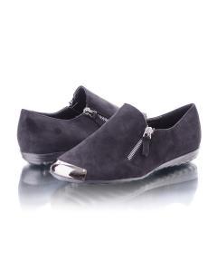 Фото Женщинам, Женская обувь, Женские туфли Туфли с серебристым носком