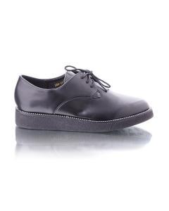 Фото Женщинам, Женская обувь, Женские туфли Туфли на шнуровке с заостренным носком
