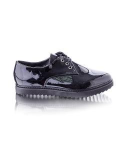 Фото Женщинам, Женская обувь, Женские туфли Туфли оксфорды лаковые