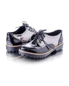 Фото Женщинам, Женская обувь, Женские туфли Лаковые оксфорды