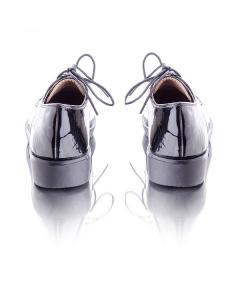 Фото Женщинам, Женская обувь, Женские туфли Лаковые  туфли на шнурках