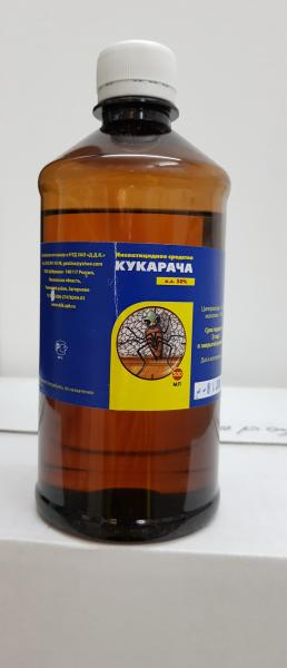 Фото Средства от насекомых 1. Кукарача 500 мл
