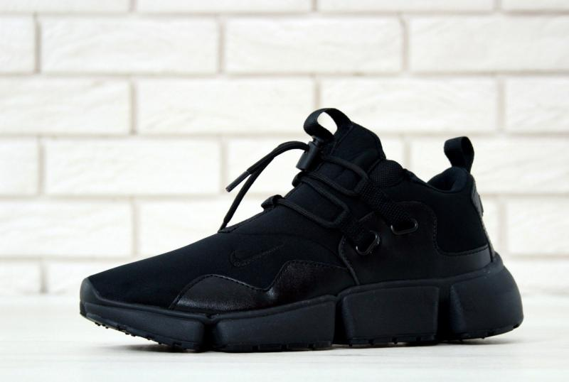 Фото  Nike Pocket Knife DM Black (41-45)