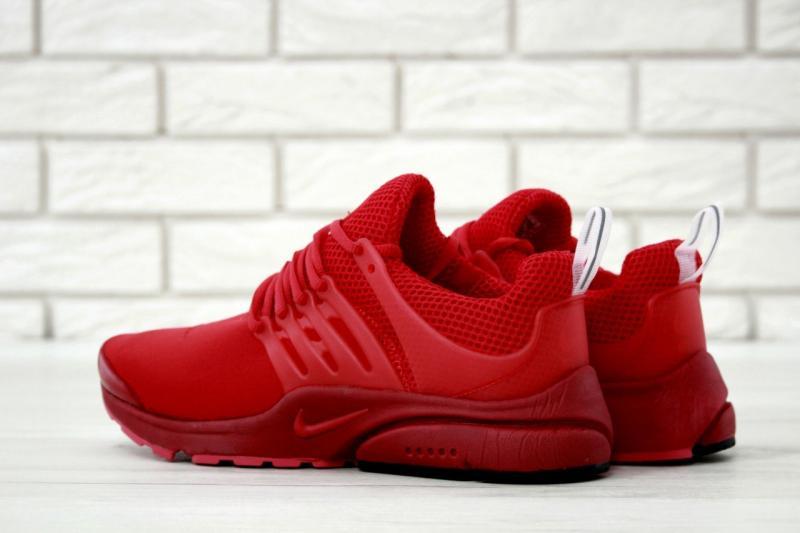 Фото  Nike Air Presto Red (41-45)