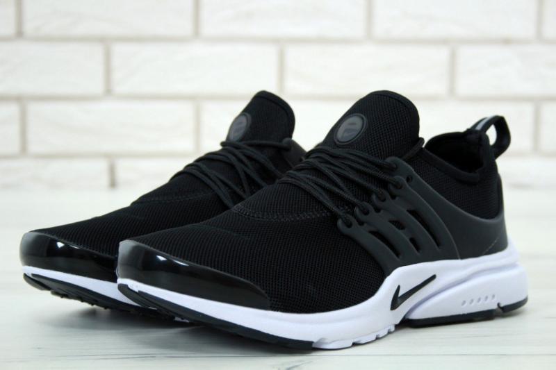 Фото  Nike Air Presto Black White (41-45)