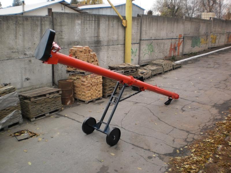 Загрузчик шнековый передвижной ЗШП 10 (6 метров) :