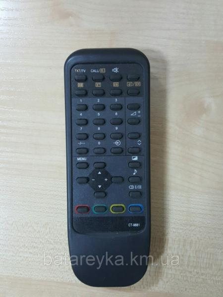 Пульт ДК TOSHIBA  CT-9858 / CT-9881