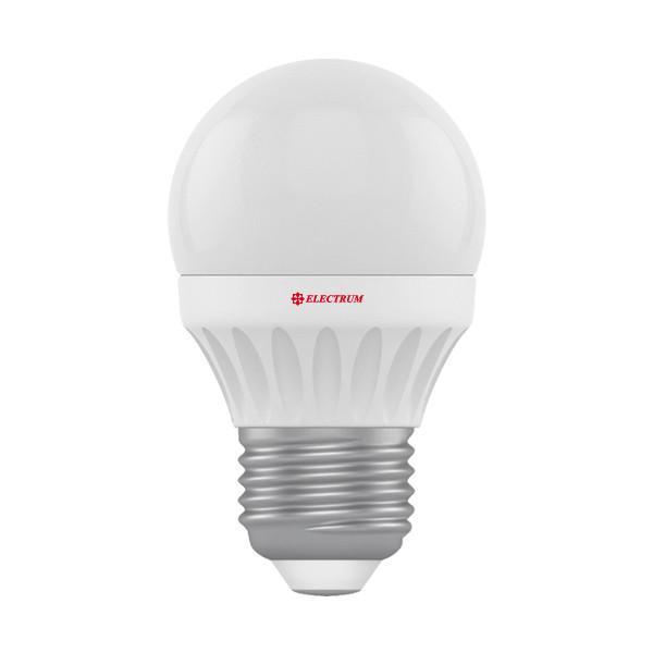 LED лампа Electrum LB-10 4W E27 2700K (теплый свет)
