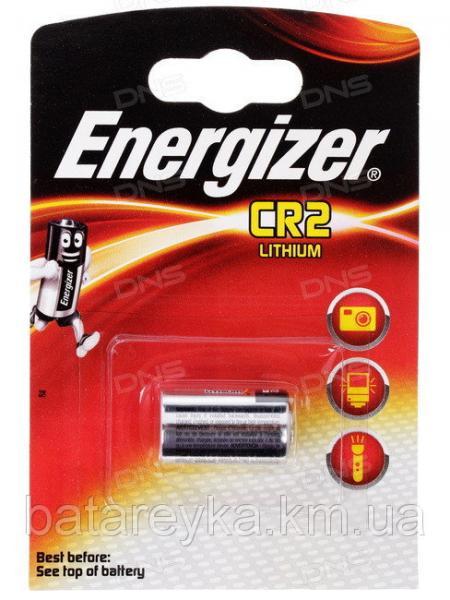 Батарейка ENERGIZER Lithium Cell  3V CR2
