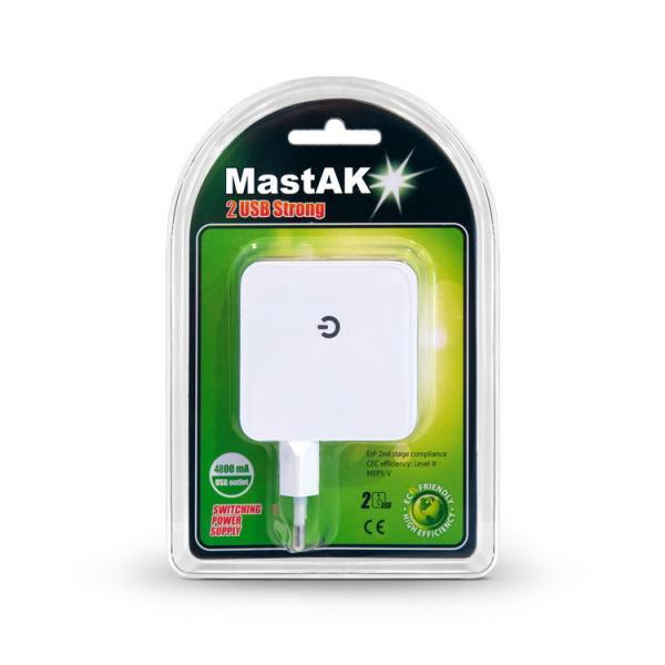 USB адаптер MastAK MF-225 4800mAh