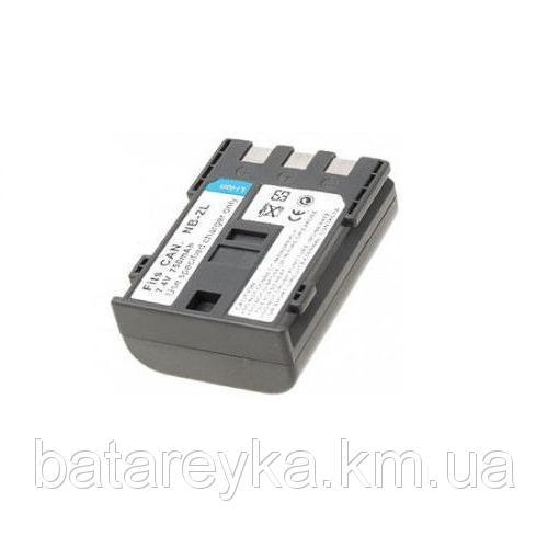 Аккумулятор CANON  NB-2L/2LH 7,4V 650mAh