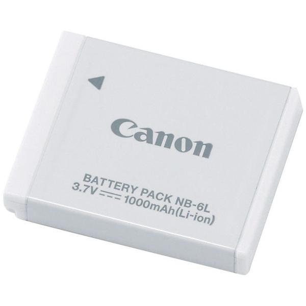 Аккумулятор  CANON  NB-6L 3,7V 750mAh