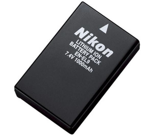 Аккумулятор NIKON  ENEL9H 7,4V 1000mAh