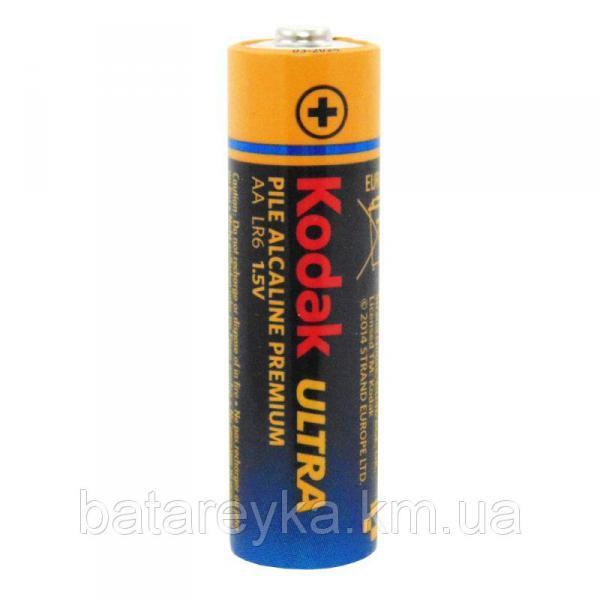 Батарейка KODAK ULTRA PREMIUM AA/LR6