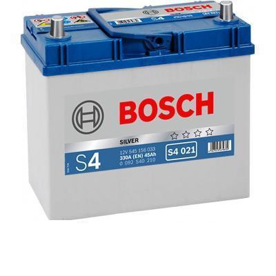 Аккумуляторная батарея Bosch S4 12v 45Аh 330A