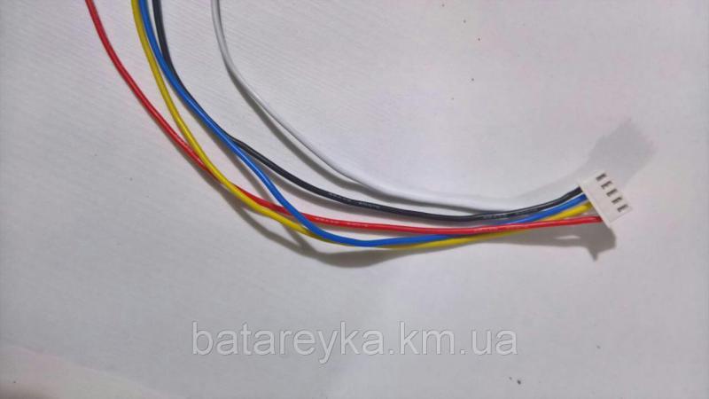 Балансировочный разъем для 4-х аккумуляторов (4s)