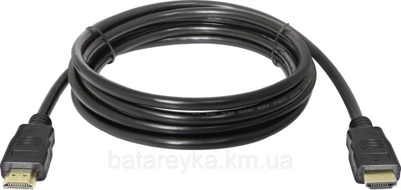 Каебель DEFENDER HDMI-06 (M-M ver 1,4) 1,8м.