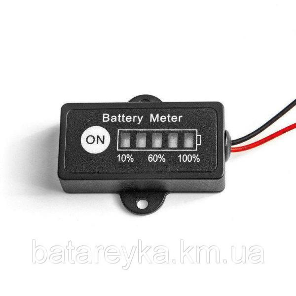 Индикатор заряда MastAK BG1-А6 для аккумуляторной батареи Li-pol 7,2v