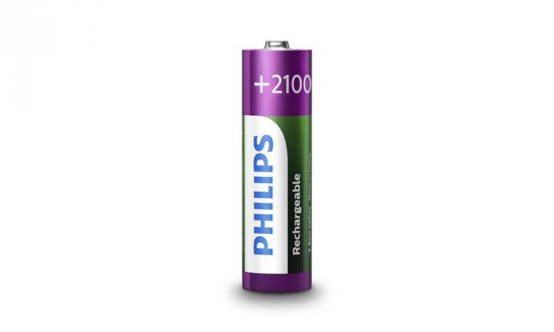 Аккумулятор PHILIPS Rechargeable AA/R6 2100mAh