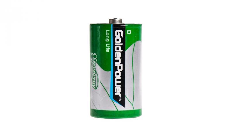 Батарейка GOLDEN POWER Long life D/R20