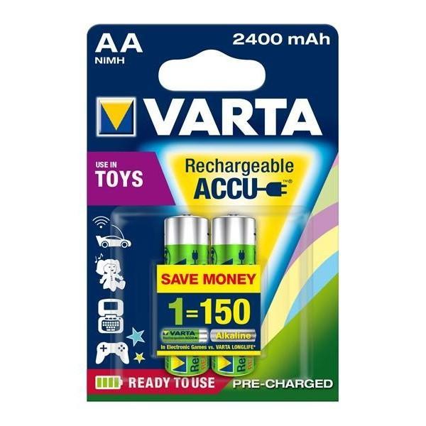 Аккумулятор VARTA TOYS AA 2400mAh