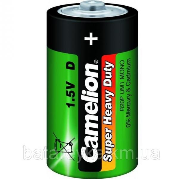 Батарейка CAMELEON Super Heavy Duty D/R20 (S2)