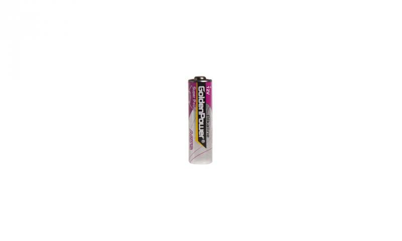 "Батарейка GOLDEN POWER ""Super Plus"" Alkaline 12V  A27S"