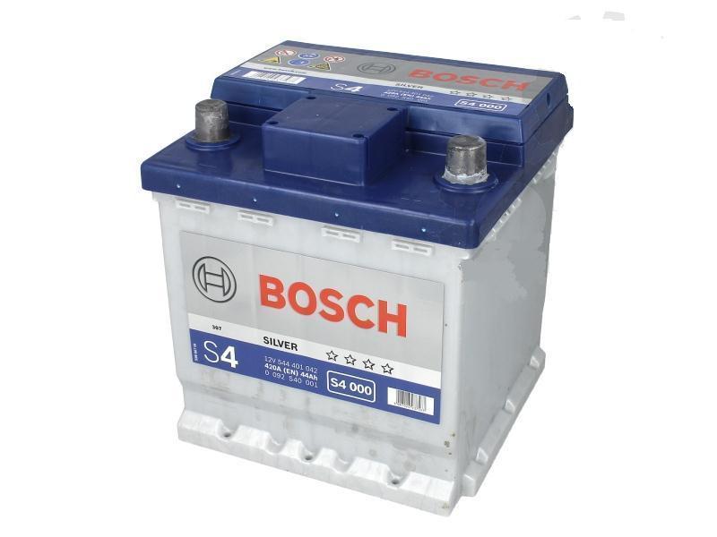 Аккумуляторная батарея Bosch S4 12v 44Аh 420A