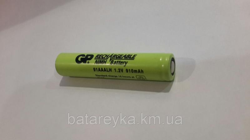 Аккумулятор технический GP 91AAALH 1.2V 910mAh (Ni-Mh)