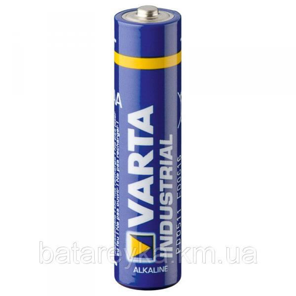 Батарейка Varta industrial AAA/LR03 Alkaline