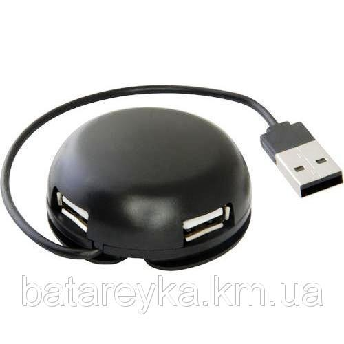 USB-хаб DEFENDER #1 QUADRO Light USB 2.0 (83201)