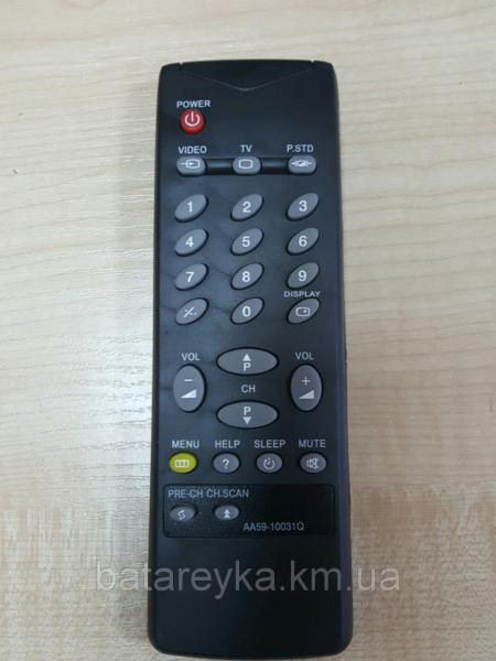Пульт ДК SAMSUNG   AA59-10081F / AA59-10081Q / AA59-10031Q