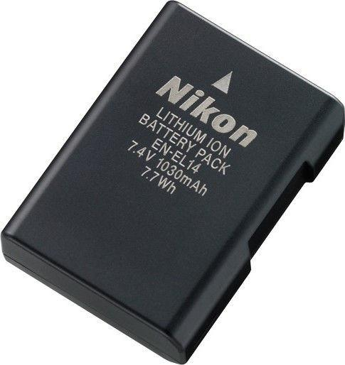 Аккумулятор NIKON  EN-EL-14 7,4V 1000mAh