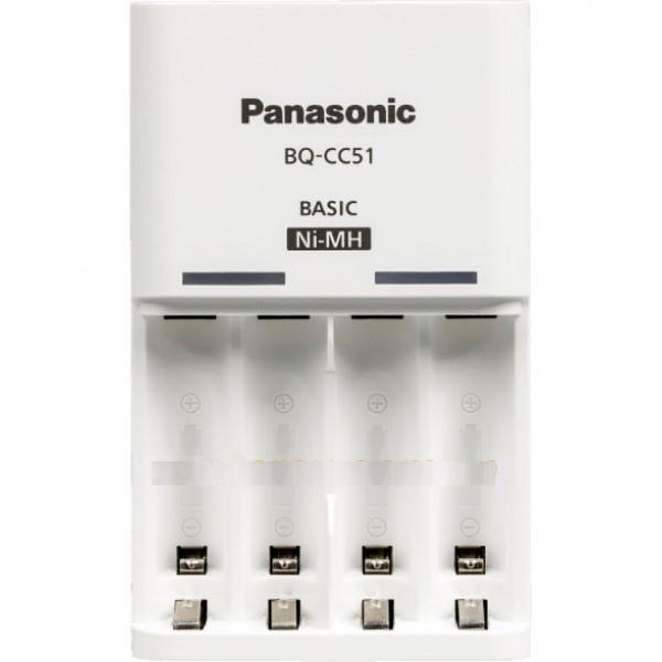 Зарядное устройство PANASONIC BQ-CC51Basic Charger