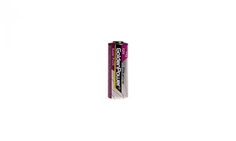 "Батарейка GOLDEN POWER ""Super Plus"" Alkaline 12V  A23S"