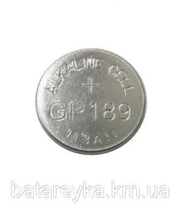 Батарейка GP Alkaline 189/G10/LR1130