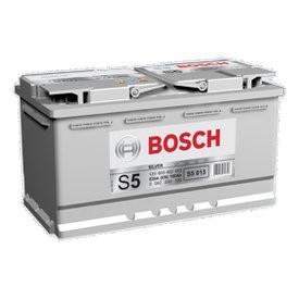 Аккумуляторная батарея Bosch S5 12v 100Аh 830A S