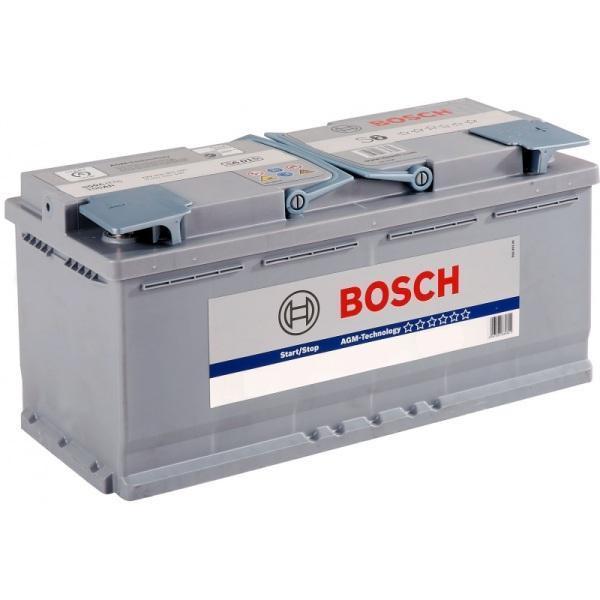 Аккумуляторная батарея Bosch S5 12v 105Аh 950A