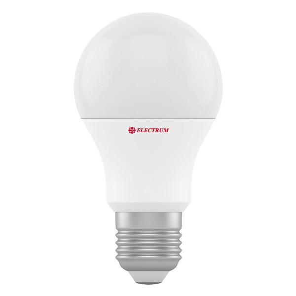 LED лампа Electrum LS-8 8W E27 4000K (яркий свет)